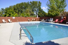 Rosedale Motel Pool